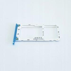 Tacka na karte SIM Xiaomi Redmi Note 5 niebieska