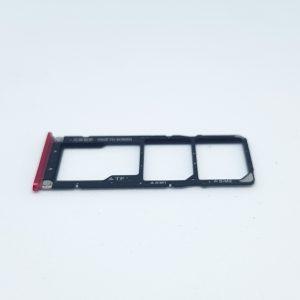 Tacka na kartę SIM Xiaomi Mi A2 Lite czerwona