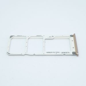 Tacka na karte SIM Xiaomi Mi A2 Lite Złota