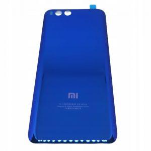 Obudowa Klapka tył plecy Xiaomi Mi 6 Niebieskie