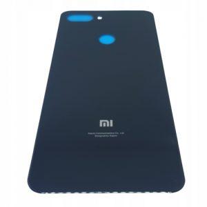 Obudowa klapka tył plecy Xiaomi Mi 8 Lite Czarne