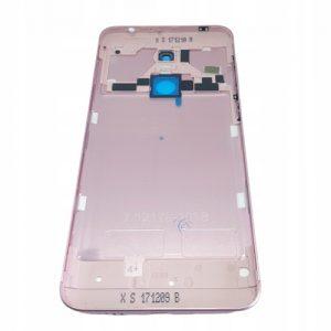 Obudowa klapka tył plecy Xiaomi Redmi 5 Plus Pink
