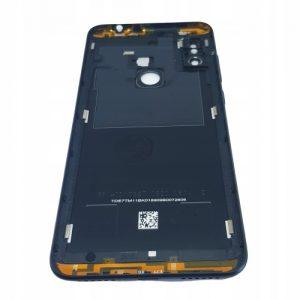 Obudowa klapka plecy Xiaomi Redmi Note 6 Czarne