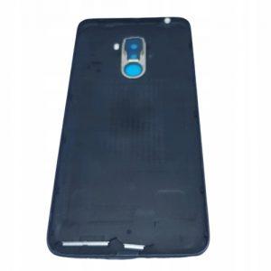 Obudowa klapka plecy Xiaomi Mi Pocophone F1 Czarne