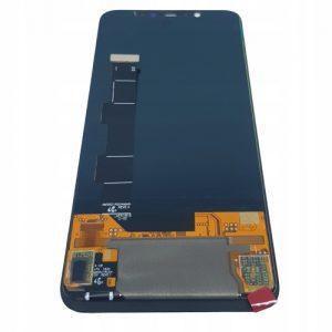 Wyświetlacz Ekran LCD Dotyk do Xiaomi Mi 8 AMOLED Czarny