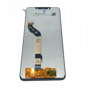 Wyświetlacz Ekran LCD Dotyk Xiaomi Pocophone F1 Czarny