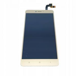 Wyświetlacz Ekran LCD Xiaomi Redmi Note 4X Złoty